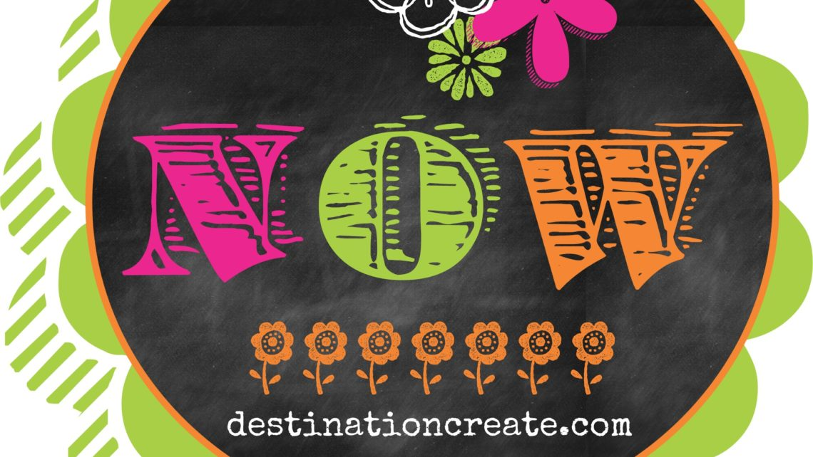 My One Little Word for 2015 is NOW! What's yours? #olw