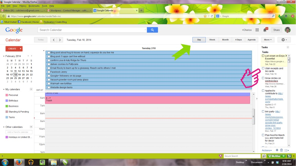How to use Google Tasks
