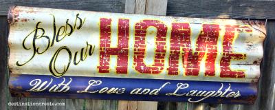 Wedding Decor Rentals Denver- vintage signs
