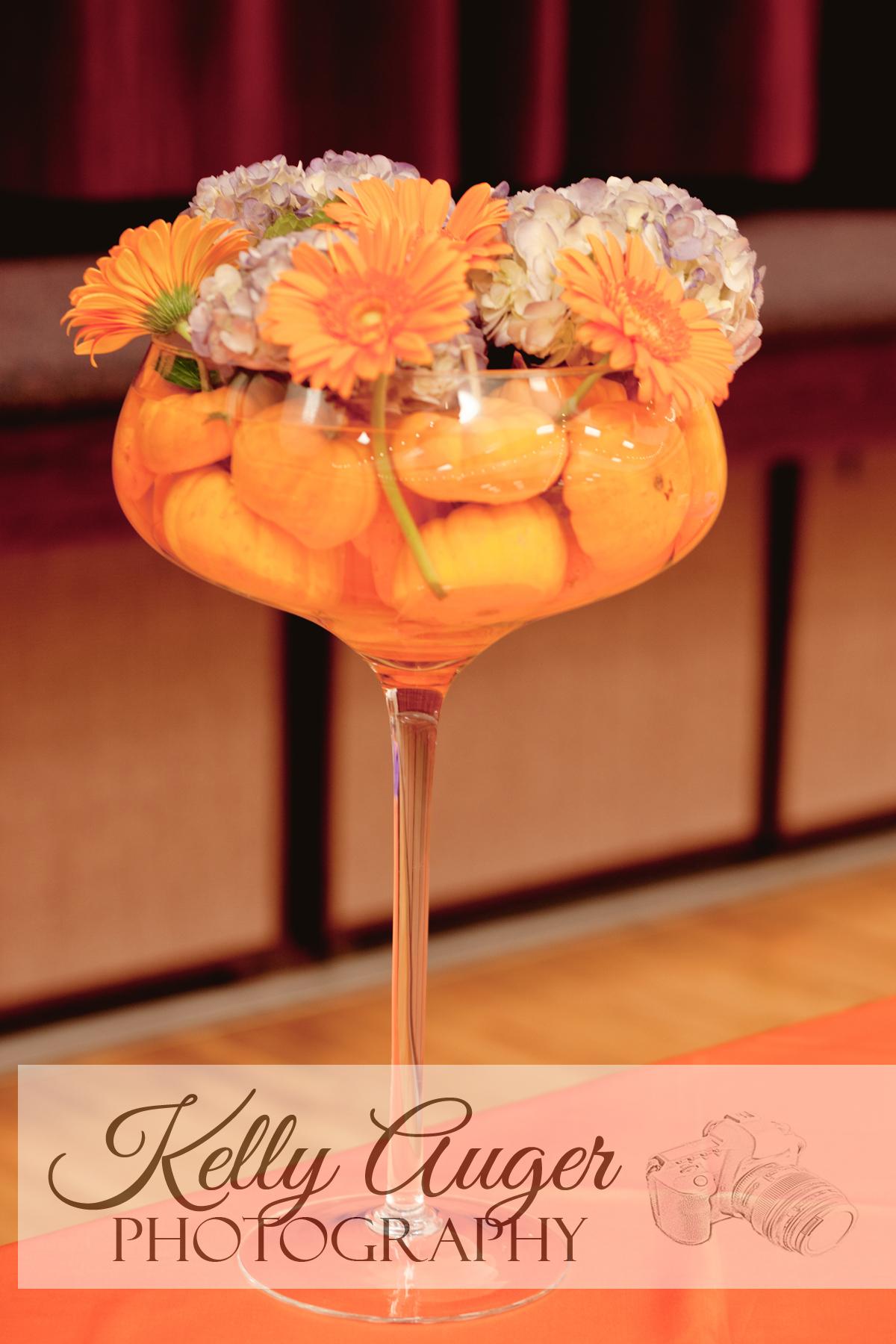 DIY Wedding Rentals Denver- giant stemmed birdbath glass vase
