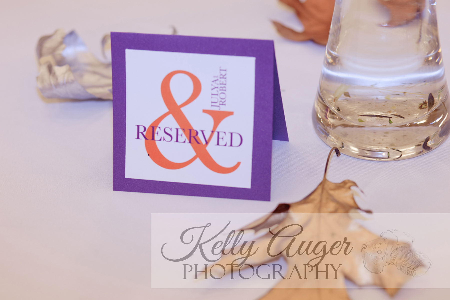 Wedding Decor Rentals Denver- table numbers