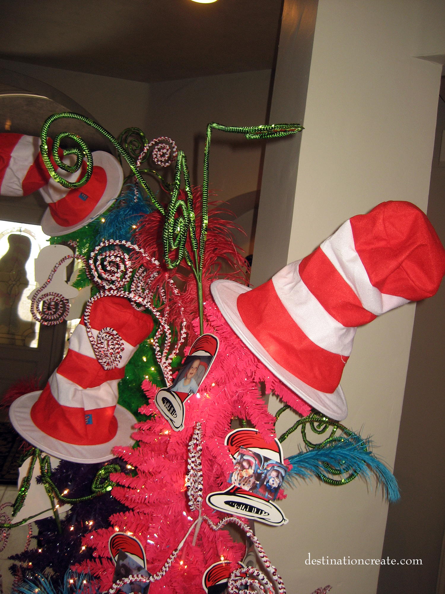 Dr seuss birthday party perfect for twin s first birthday