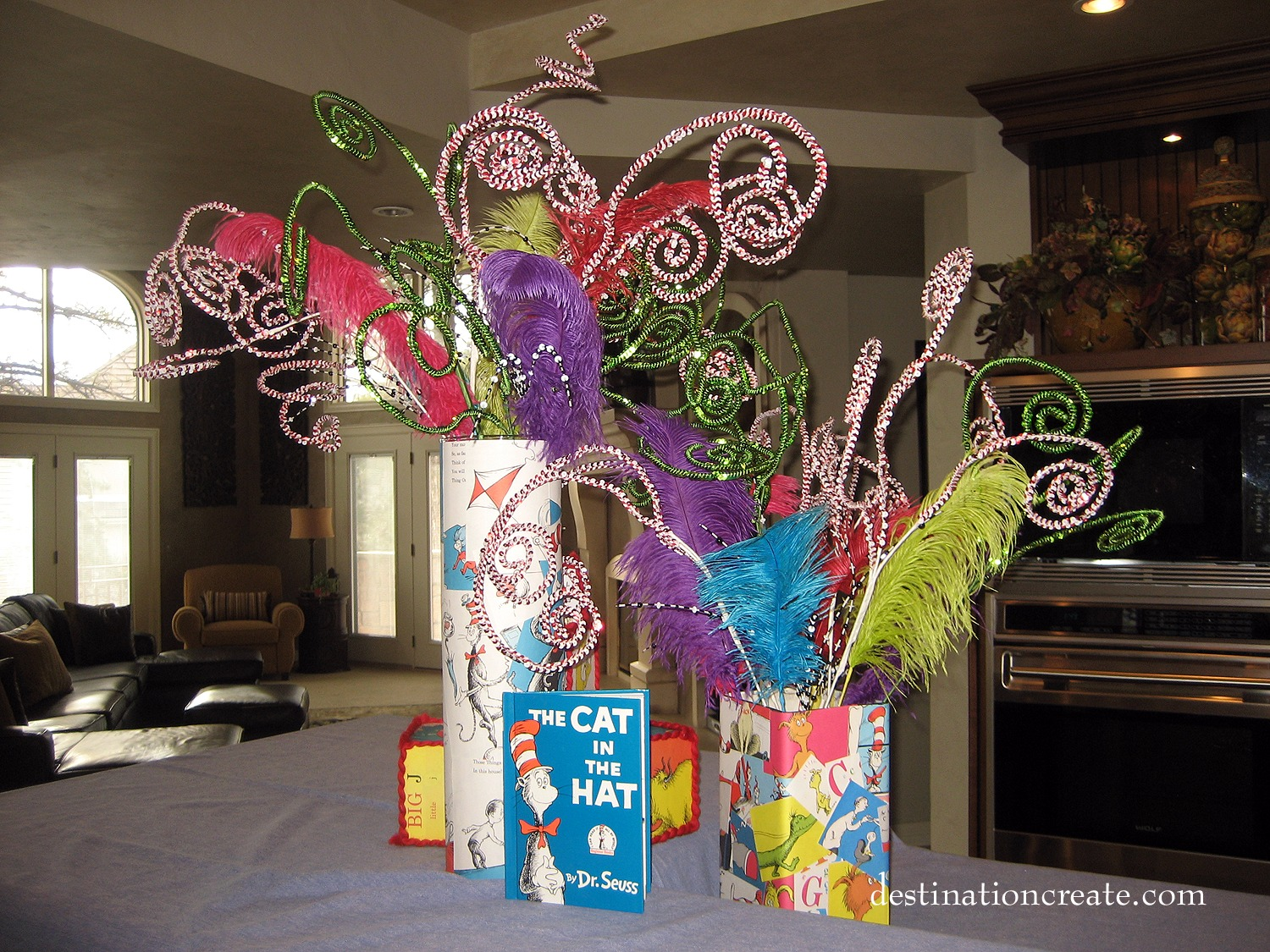dr seuss party destination create
