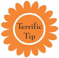 Terrific Tip- orange