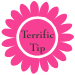 Terrific Tip icon-fuschia