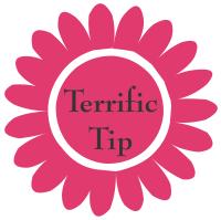 Terrific Tip icon pink