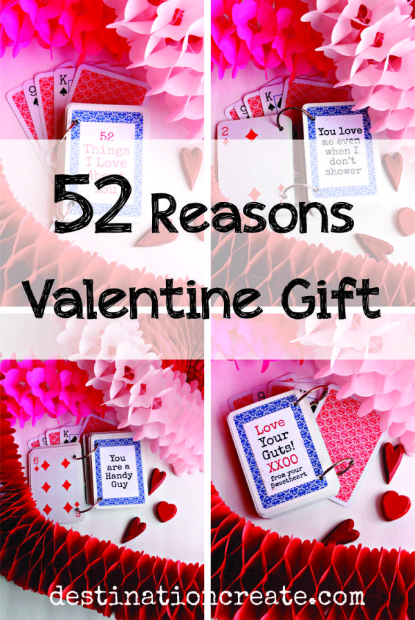 Easy DIY Valentine Gift
